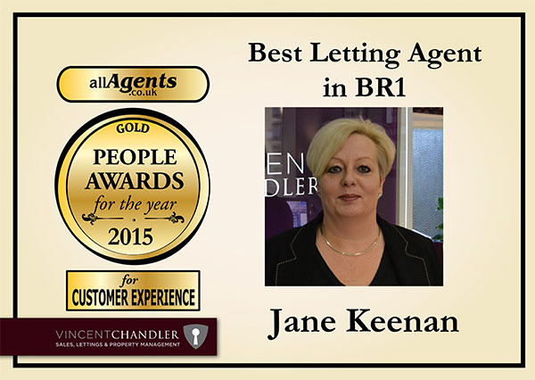 Best Letting Agent in BR1 Gold
