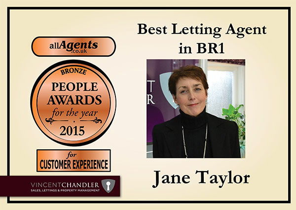 Best Letting Agent in BR1 Bronze