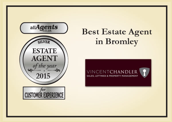 Best Estate Agent in Bromley Silver