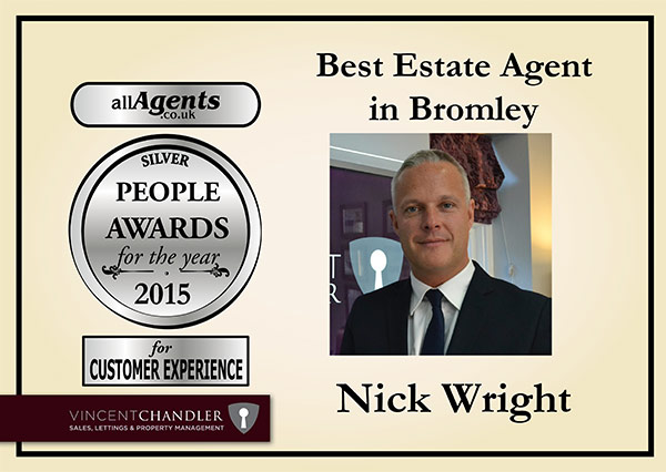 Best Letting Estate in Bromley Silver